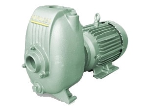 Bomba Autocebante BARNES Con Motor Electrico Modelo 2N