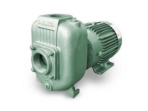 Bomba Autocebante BARNES Motor Electrico Modelo 3N