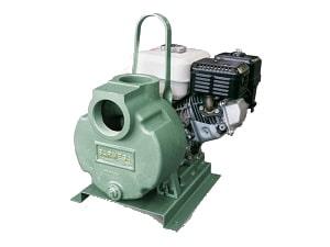 Bomba Autocebante BARNES con Motor a Gasolina Modelos 13M a 17M.