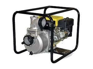 Bomba Autocebante BARNES con Motor a Gasolina Modelo AL13M
