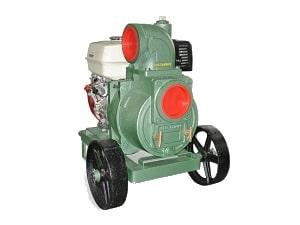 Bomba Autocebante Tragasolidos BARNES con Motor a Gasolina Modelo 4ATS