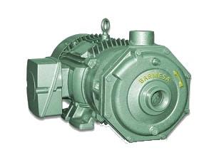 Bomba Centrífuga de Alta Presion BARNES con Motor Electrico Modelo1 5CDI