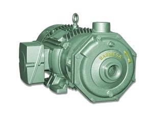Bomba Centrífuga de Alta Presion BARNES con Motor Electrico Modelo 20CDI