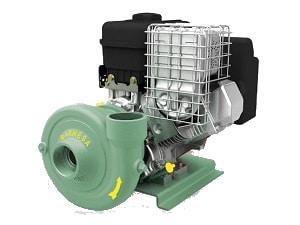 Bomba Centrífuga de Alta Presion BARNES Con Motor a Gasolina Modelo 30CG
