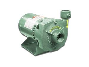 Bomba Centrífuga de Mediana Presion con Motor Electrico BARNES de la SerieI C114