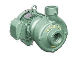 Bomba Centrifuga de Mediana Presion con Motor Electrico BARNES de la Serie IB