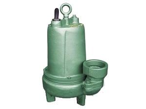 Bomba sumergible para lodos Barnes modelo 3SE-SS / 1.5 y 2 HP