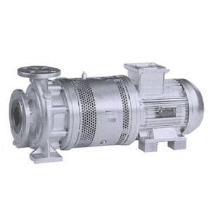 Bombas para aceite térmico SIHI de la Serie SIHISuperNova ZTK (Diseño Compacto)