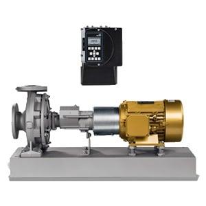 Bombas para aceite térmico y agua caliente KSB Etanorm SYT / RSY