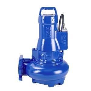 Bombas sumergibles para lodos y aguas residuales KSB Amarex N