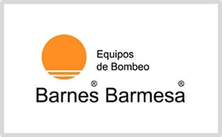 Logo Bombas BARNES
