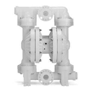 Bombas de Dodle Diafragma Wilden Pump de la Serie PRO-FLO (Plásticas Atornilladas)