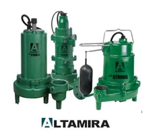 Bombas para Lodos Altamira Serie STRONG