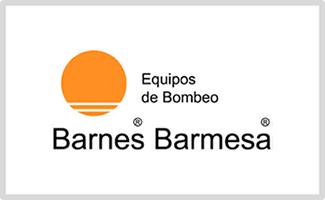 Logo de Bombas Barnes de Barmesa