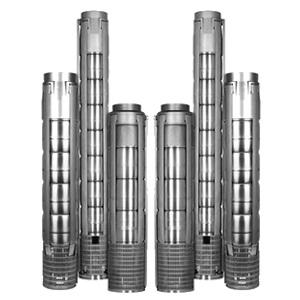 Bombas Sumergibles en acero inoxidable Franklin Electric Serie SSI