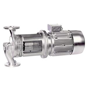 Bombas para aceite térmico y agua caliente KSB Serie Etaline SYT