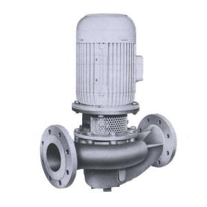 Bombas para agua caliente SIHI de la Serie ZDI (Diseño en línea)