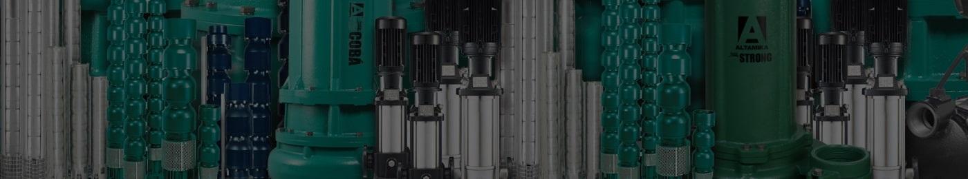 Distribuidor de Bombas Altamira en México