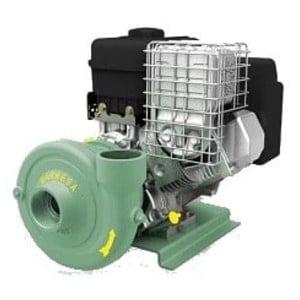 Bomba Centrífuga Mediana Presión BARNES Motor Diésel Modelo 30CG