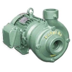 Bomba Centrífuga Mediana Presión Motor Eléctrico BARNES Serie IB