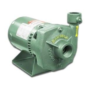 Bomba Centrífuga Mediana Presión Motor Eléctrico BARNES Serie IC114