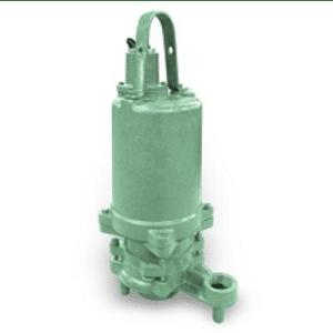 Bomba Sumergible Tritutador a BARNES serie SGV de 5HP