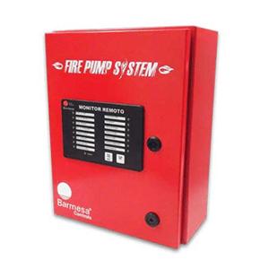 Tablero de Control Eléctrico Monitor Remoto
