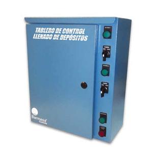 Tablero de Control Eléctrico Para Llenado De Depósitos
