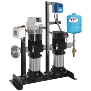 Sistema Hidroneumático de Presión Constante con Variador de Frecuencia F-Drive + Arrancador Procontrol ALTAMIRA HIDROCONTROL
